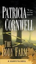 The Body Farm Cover