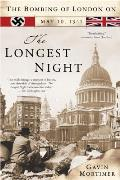 The Longest Night: The Bombing of London on May 10, 1941 Cover