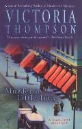Murder In Little Italy A Gaslight Myster