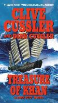 Treasure Of Khan Dirk Pitt
