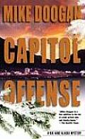 Capitol Offense (Berkley Prime Crime Mysteries) Cover