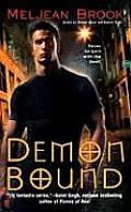 Demon Bound (Berkley Sensation) Cover