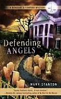 Defending Angels (Berkley Prime Crime Mysteries) Cover