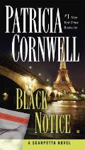 Black Notice (Kay Scarpetta Mysteries) Cover