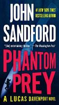 Phantom Prey Cover