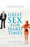 Great Sex for Hard Times Cover