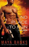KGI Novels #2: No Place to Run Cover