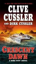 Crescent Dawn (Dirk Pitt Adventure) Cover
