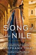 Song of the Nile (Cleopatra's Daughter) Cover