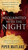 Acquainted with the Night Cover