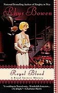 Royal Spyness Mystery #4: Royal Blood Cover