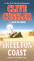Skeleton Coast (Oregon Files) Cover