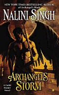 Archangel's Storm (Guild Hunter Novels) Cover