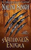 Guild Hunter #8: Archangel's Enigma