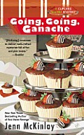 Going, Going, Ganache (Cupcake Bakery Mysteries) Cover