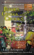 Books, Cooks, and Crooks (Novel Idea Mysteries)
