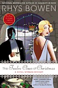 The Twelve Clues of Christmas (A Royal Spyness Mystery) Cover