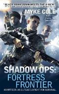 Shadow Ops #2: Shadow Ops: Fortress Frontier Cover