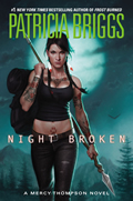 Night Broken (Mercy Thompson Novel #8)