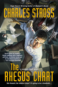 The Rhesus Chart (Laundry Files Novel #5)
