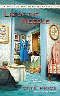 Deadly Notions Mystery #3: Lie of the Needle