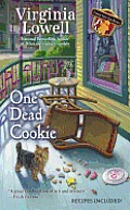 One Dead Cookie Cookie Cutter 4