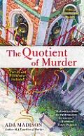 Quotient of Murder Sophie Knowles 4
