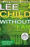 Jack Reacher Novels #6: Without Fail Cover