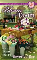 Bloom and Doom (Bridal Bouquet Shop Mystery)