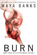 Breathless Trilogy #03: Burn