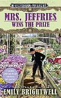 Mrs Jeffries Wins the Prize A Victorian Mystery