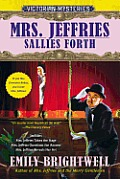 Victorian Mystery #4: Mrs. Jeffries Sallies Forth