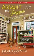 Spice Shop Mysteries #1: Assault and Pepper