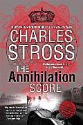 Laundry Files Novel #6: The Annihilation Score