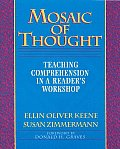 Mosaic Of Thought 1st Edition