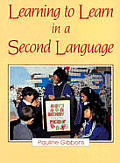 Learning To Learn In A Second Language
