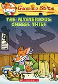 Geronimo Stilton 31 Mysterious Cheese Thief