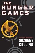 The Hunger Games (Hunger Games #01) Cover