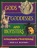 Gods Goddesses & Monsters An Encyclopedia Of Wor