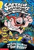 Captain Underpants & the Wrath of the Wicked Wedgie Woman