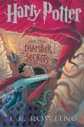 Harry Potter #2: Harry Potter and the Chamber of Secrets (Harry Potter #2) Cover