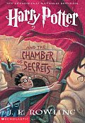 Harry Potter and the Chamber of Secrets (2) Cover