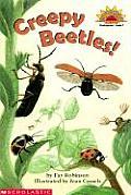 Creepy Beetles Hello Reader