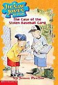 Jigsaw Jones 05 The Case Of The Stolen B