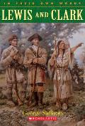 Lewis and Clark (In Their Own Words) Cover