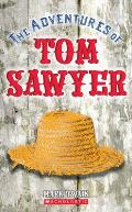 Adventures Of Tom Sawyer Scholastic Clas