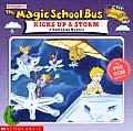 Magic School Bus Kicks Up a Storm A Book about Weather