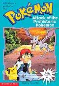 Pokemon 03 Attack Of The Prehistoric Pokemon
