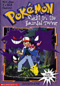 Pokemon #04: Night in the Haunted Tower