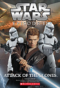 Attack Of The Clones (Jr. Novelization) by Patricia C. Wrede